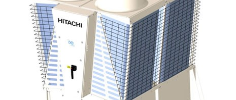 Discover the new Hitachi Modular Screw Chillers