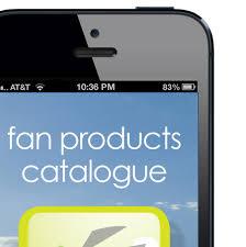 Pacific HVAC New Digital Fan Catalogue