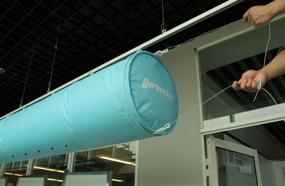 Durkee Fabric Duct Irr Support System Hvac Supplies